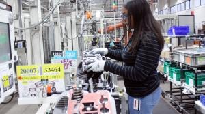 Harley-Davidson plant in Menomonee Falls