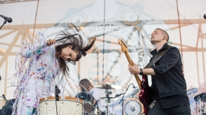 Of Monsters and Men performs