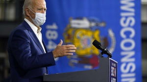 Read full article: In Manitowoc, Biden Rips Trump Over COVID-19 Response As Cases Surge In Wisconsin