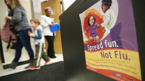 Read full article: State Health Officials Say Flu Season Hasn't Yet Peaked