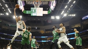 Read full article: Bucks Defeat Celtics, Head To Conference Final