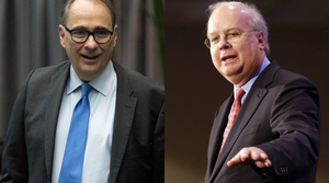 Read full article: Karl Rove, David Axelrod Visit UW-Green Bay With 'Point/Counterpoint'