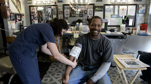Read full article: Zorba Paster: How A Trip To The Barbershop Can Lower Blood Pressure