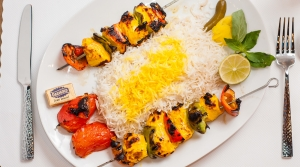 Read full article: BBQ Pineapple Chicken Kabobs