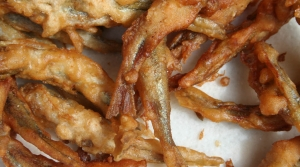 Beer Battered Smelt