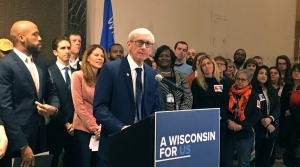Read full article: Evers: 'I'm Going To Fight Like Hell' For Medicaid Expansion