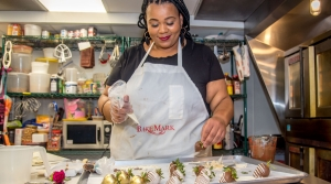 Read full article: Outbreak Wisconsin: Milwaukee Baker Adija Greer-Smith Slowly Reopens Her Business