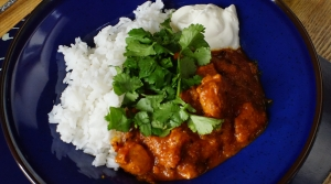 Read full article: Coconut Chicken Curry With Rice