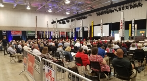Read full article: Wisconsin Republicans Warn Of Anarchy, Socialism At Annual State Convention