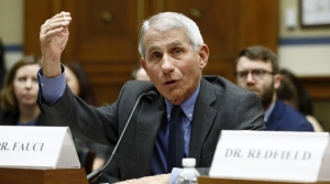"""""""Bottom line, it's going to get worse,"""" Dr. Anthony Fauci, director of the National Institute of Allergy and Infectious"""