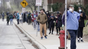 Read full article: To The Polls In A Pandemic: How Wisconsin Went Ahead With An Election Amidst A Public Health Crisis