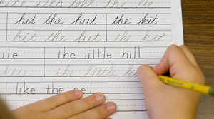 Read full article: Schools That Teach Cursive Question The Need To Mandate Teaching The Subject