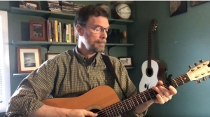 Read full article: 'Simply Folk' Host Offers Song To Inspire 'Gratitude'