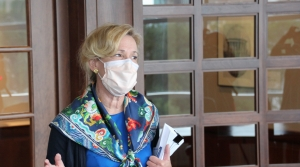Read full article: During Madison Visit, Deborah Birx Urges College Students To Avoid Crowds, Wear Masks
