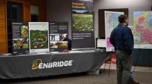 Read full article: Enbridge Fields Questions In Ashland About Proposed Oil Pipeline Reroute