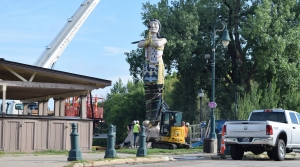 Read full article: Controversial 'Hiawatha' Sculpture In La Crosse Coming Down