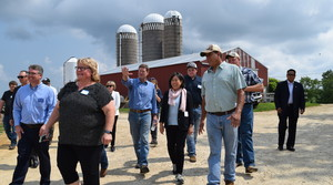 Read full article: Wisconsin Farm Groups Call For More Trade Opportunities During Ambassador's Visit