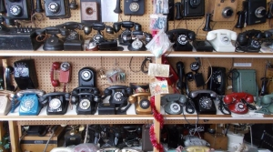 antique phones
