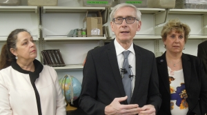 Read full article: Evers Says GOP's Rejection Of Capital Budget Creates Uncertainty For Private Donors