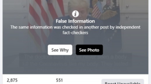 Read full article: Facebook Restricts La Crosse County Republican Party Page, Pulls Ads