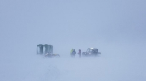 Read full article: Whiteout Conditions Lead To Rescue Of 30 Anglers Off Bay Of Green Bay