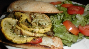 Read full article: Grilled Veggie Sandwiches