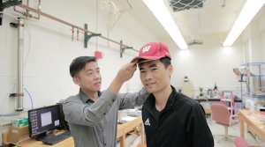 Read full article: UW Study: Electric Pulses Hidden By Hats Could Help Reverse Balding