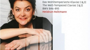 Read full article: Heidrun Holtmann Plays JS Bach's Well-Tempered Clavier