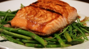 Read full article: Honey Garlic Salmon