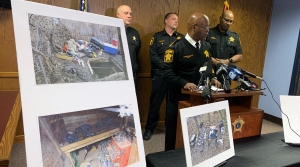 Read full article: Weapons Recovered From Bunker Found Along Milwaukee River