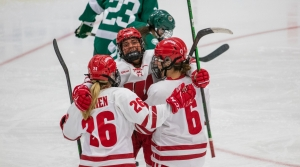 Read full article: No. 1 Badgers Look To Springboard Into Women's Hockey Playoffs