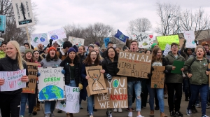 Read full article: Hundreds Rally At Wisconsin Capitol To Protest Climate Change Inaction