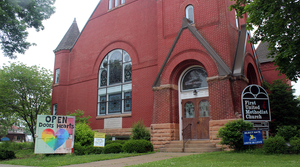 Read full article: For United Methodists In Wisconsin, The Future Is Unclear