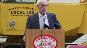 Read full article: Evers Low-Key On GOP Efforts To Limit His Power