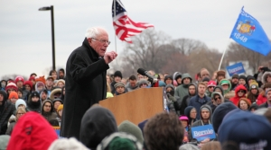 Read full article: In Madison, Bernie Sanders Calls On Supporters To Help 'Transform' Country