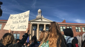 Read full article: Madison Students Walk Out To Protest Racial Slur Firing
