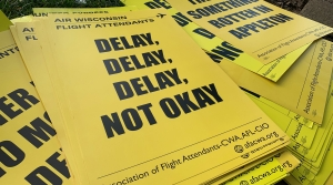 Read full article: Air Wisconsin Flight Attendants Protest For Fair Contracts
