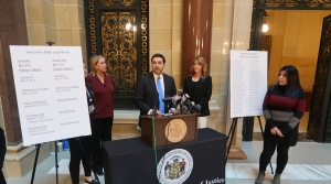 Read full article: Kaul Pushes For Hearing On Sexual Assault Kit Bill