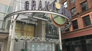 Grand Avenue Mall in downtown Milwaukee