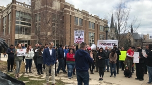 Read full article: Marquette University Faculty, Grad Students Call For Union