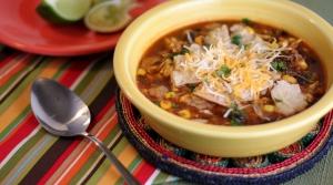 Read full article: Instant Pot Chicken Tortilla Soup