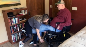 Read full article: Coronavirus Exposes Caregiver Shortage, Upending Lives Of Wisconsin's Disabled Residents