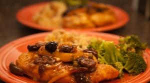 Read full article: Mediterranean Chicken