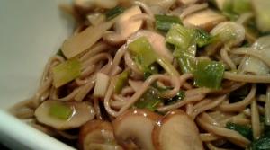 Read full article: Miso Mushroom Stir-Fry