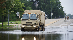 Flooding in Madison