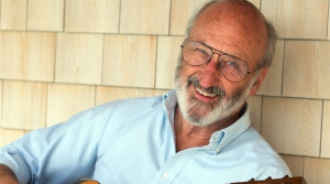 Noel Paul Stookey with guitar