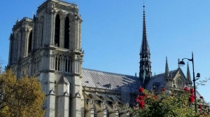Read full article: Paying Quiet Homage To Notre Dame