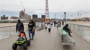 Read full article: Cuomo Says New York Is Now 'Decidedly In The Reopening Phase'