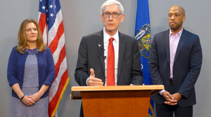 Read full article: Evers: Previous Administration Failed To Make Some State Employees Feel Valued