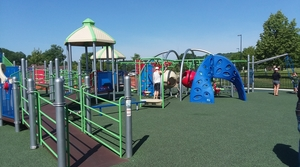 Read full article: Madison Closer To Goal Of More Inclusive Playgrounds